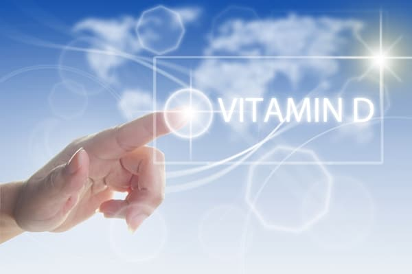 Vitamin D Synthese Drinnen Draußen