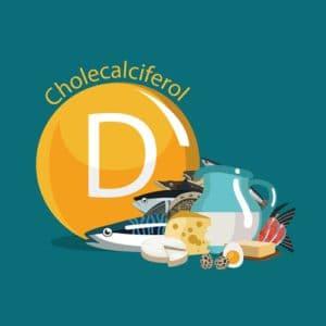Vitamin D Nahrung